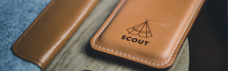 branded leather corporate products