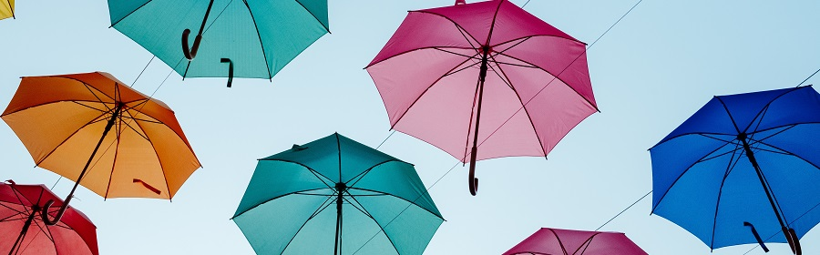 promotional branded umbrellas